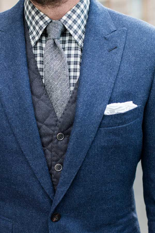 Suit Fabric- How To Choose It #menstyle #fashion