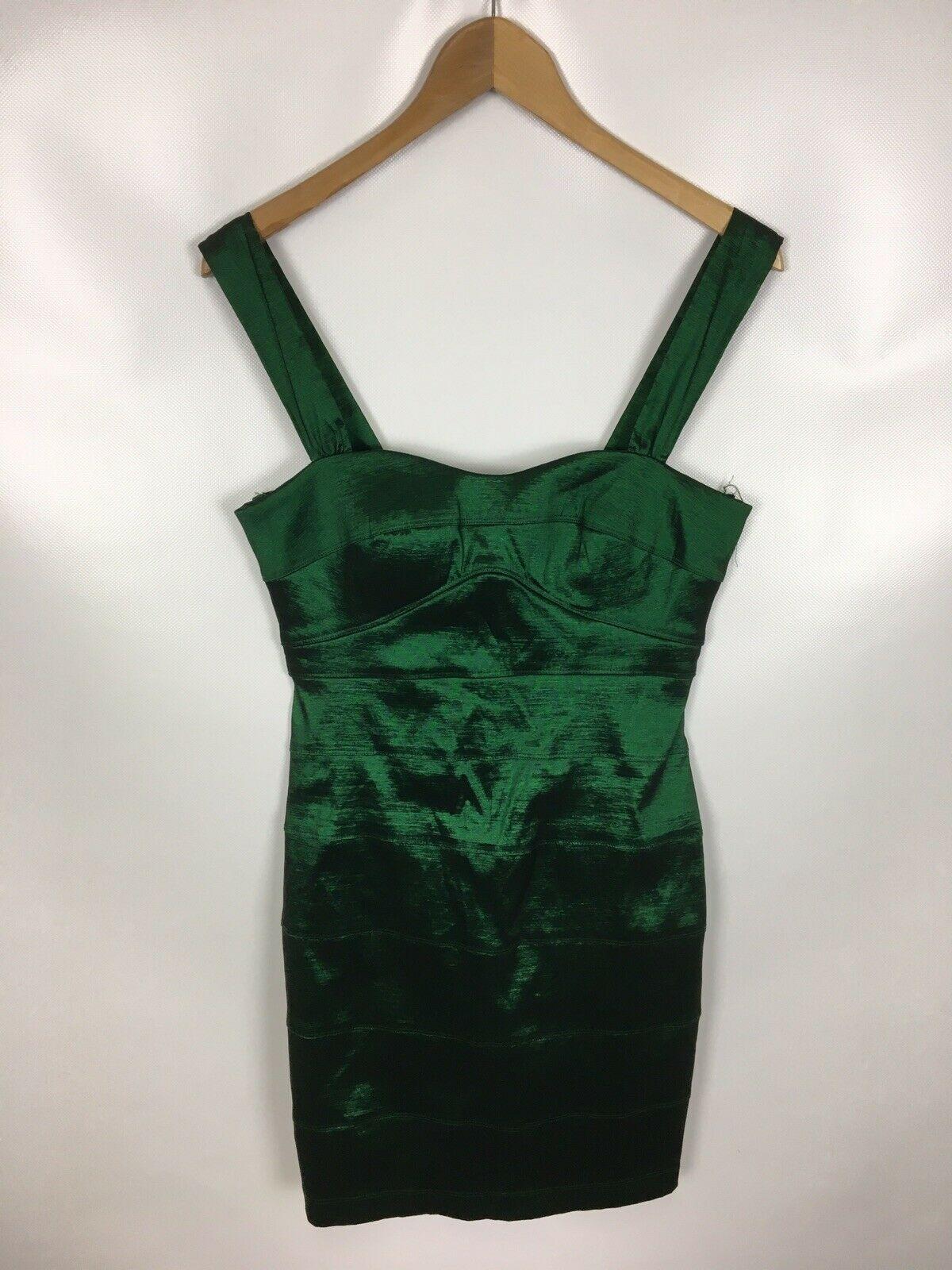 city triangle kleid, grün, größe 7 | ebay in 2020 | grünes