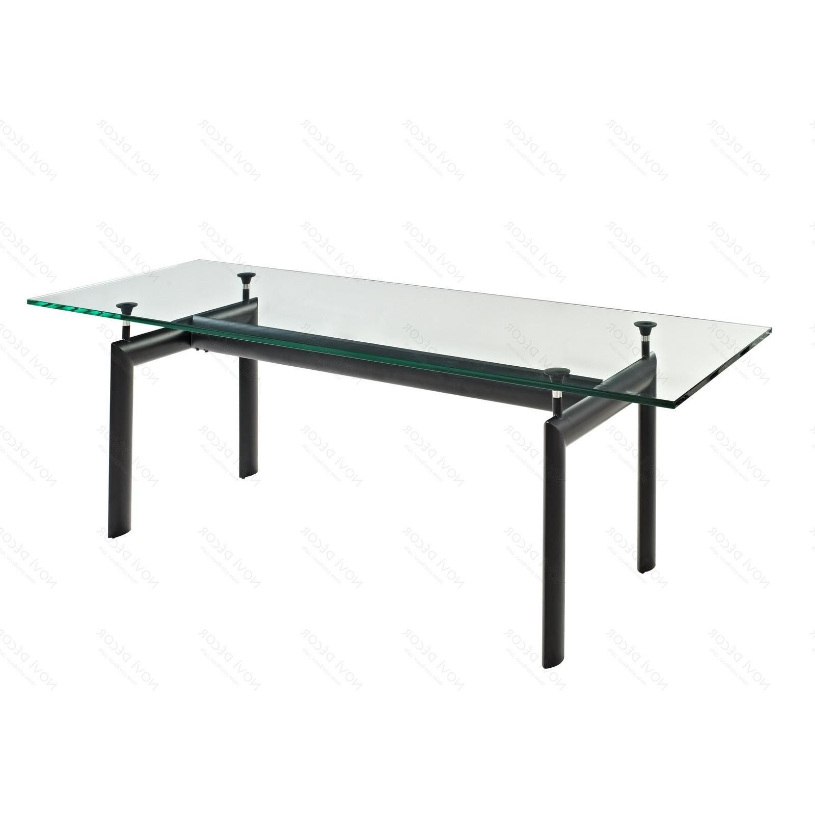 Beau Le Corbusier   LC6 Table