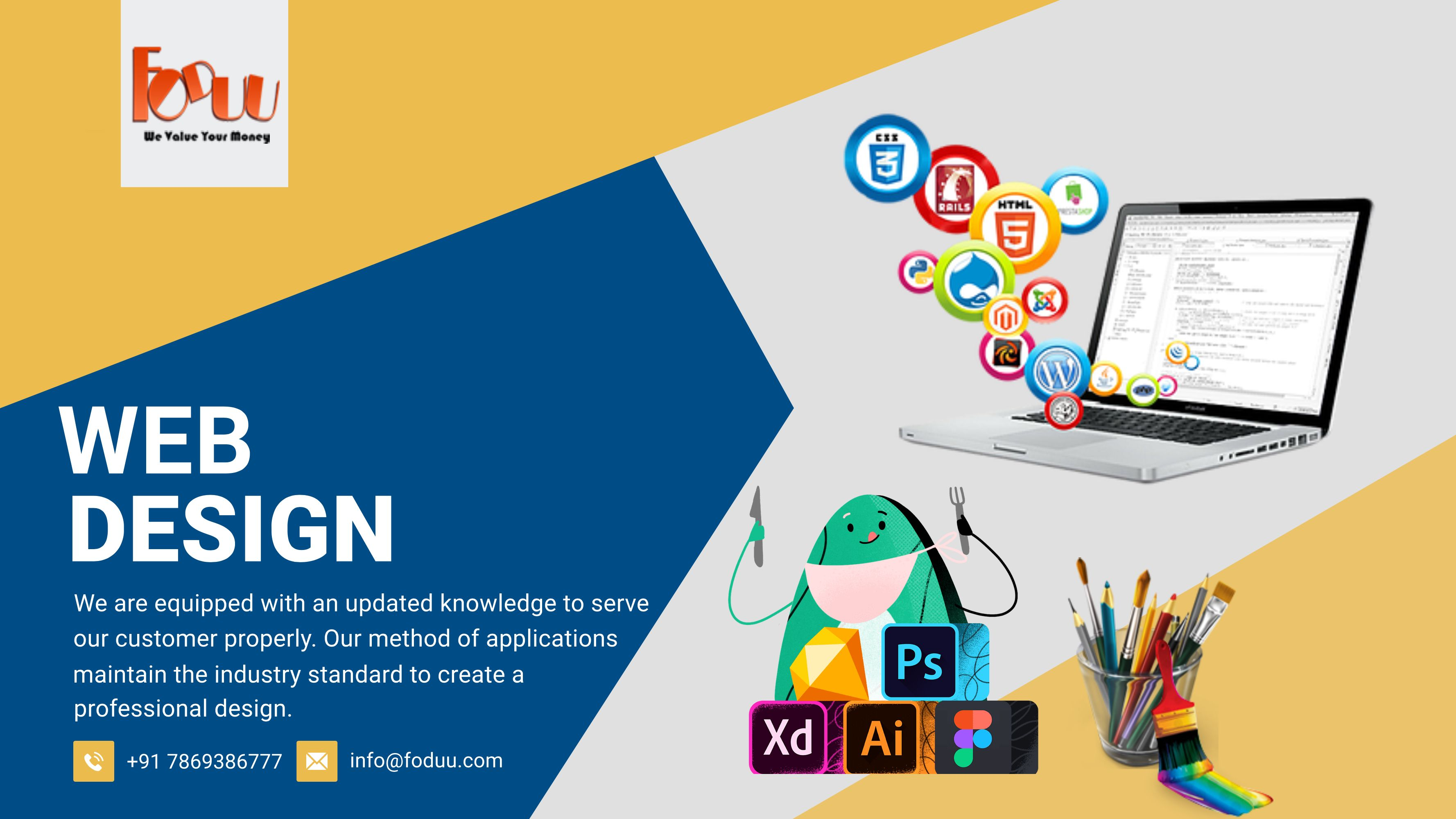 Web Design Development Company In India Web Development Design Web Design Design Development