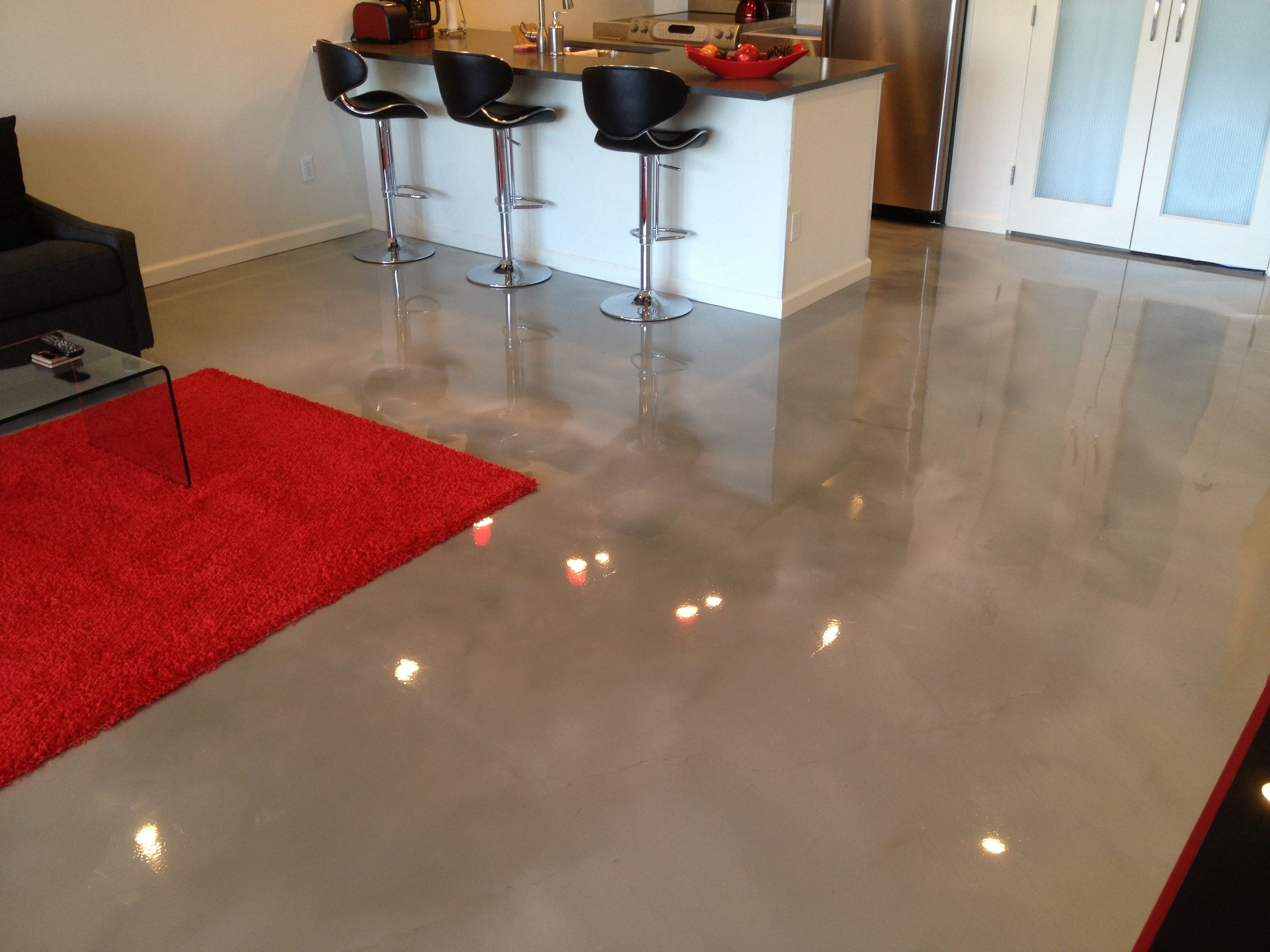Wonderful Concrete Flooring Cost All Innovative Concrete Staining And Decorative In  Austin Page