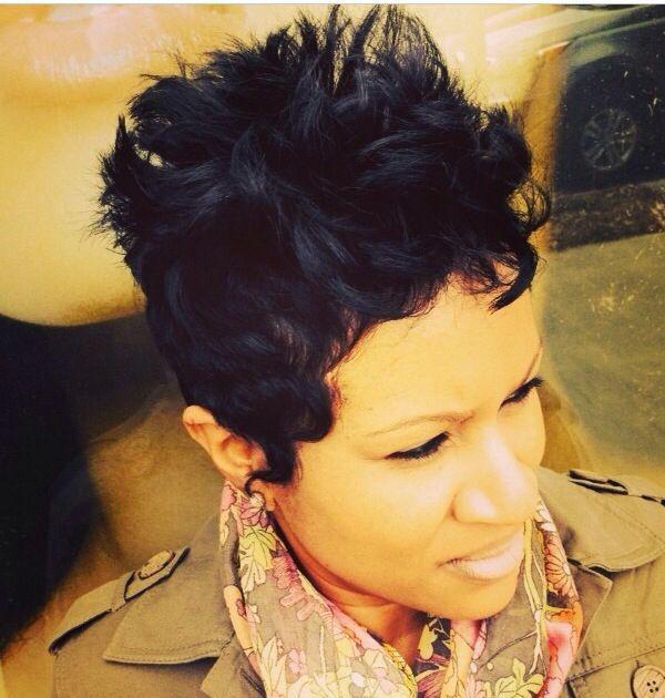 Hot Hair Liketheriversalon Atlanta Beauty