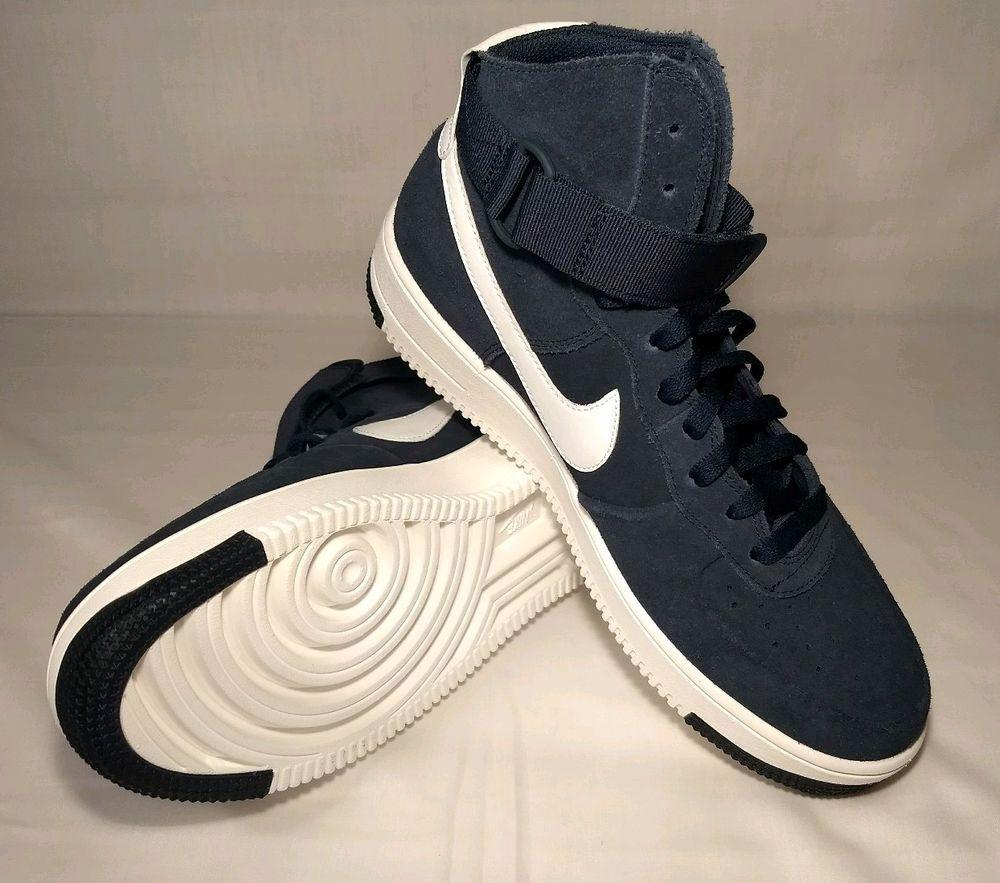 Nike Air Force 1 Ultraforce HI Navy Mens Size 9.5 BRAND