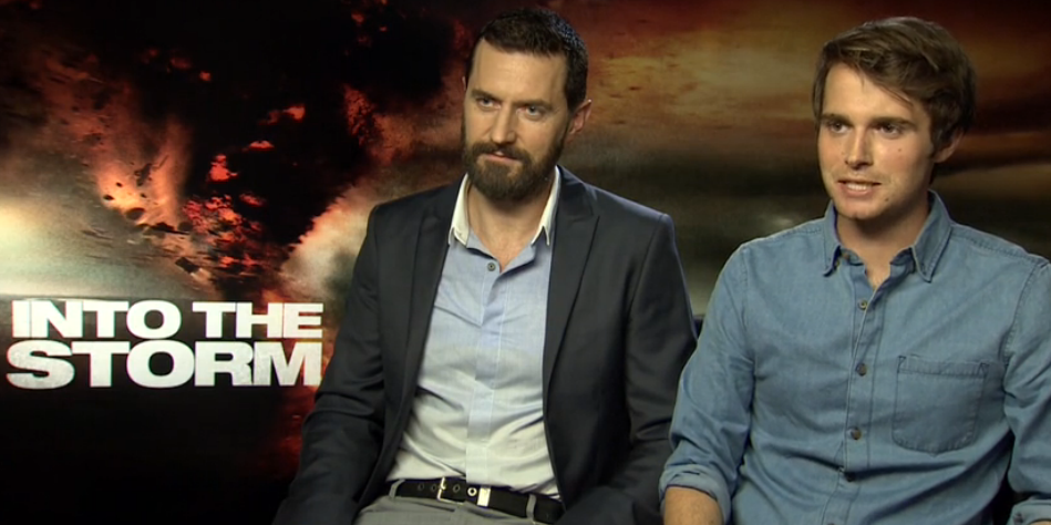 Nice ITS interview with Richard and Max Deacon http://www.traileraddict.com/into-the-storm/junket-interview-richard-armitage