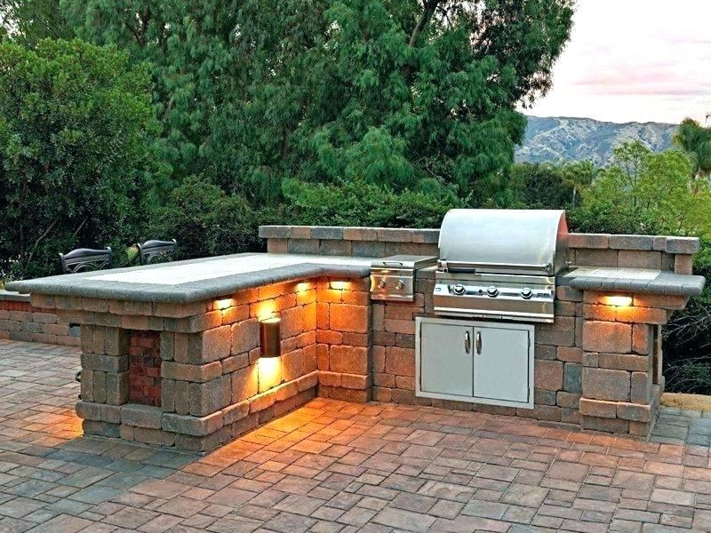 Outdoor Bar And Grill Design Ideas