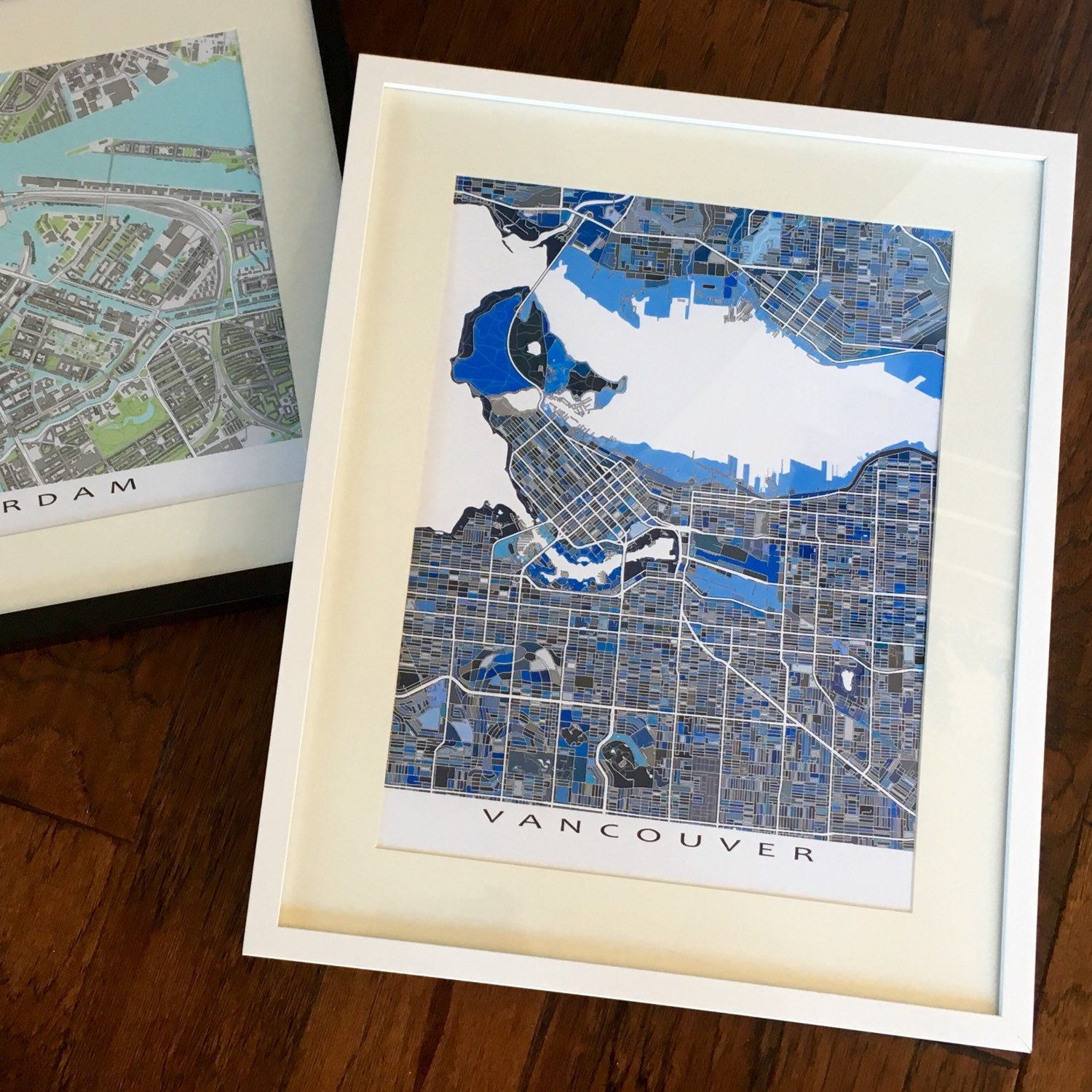 IKEA RIBBA Frames Theyre A Beautiful And Easy Map Print Framing - Framing a map print