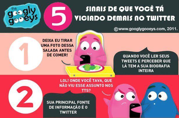 vicio twitter 1 #rindonasegunda #1 5 sinais que você está viciado demais no Twitter