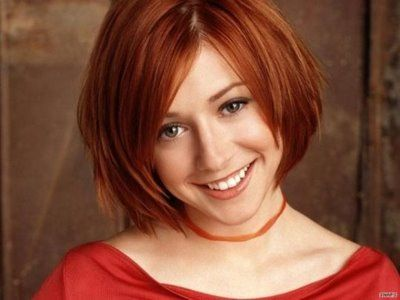"""Alyson Hannigan: played Willow on """"Buffy the Vampire Slayer"""""""