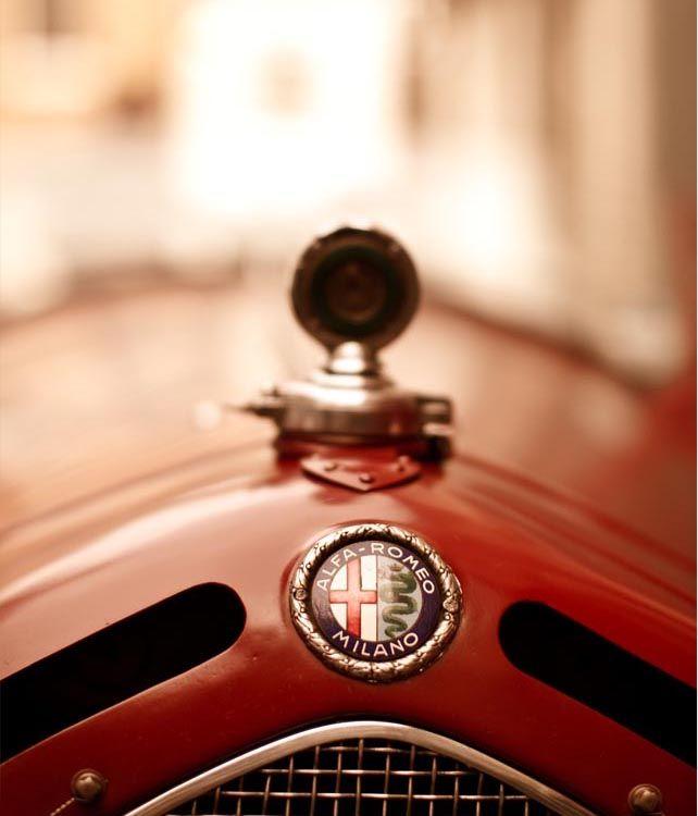 The Alfa Romeo Is A Classic Italian Car Brand Which Has
