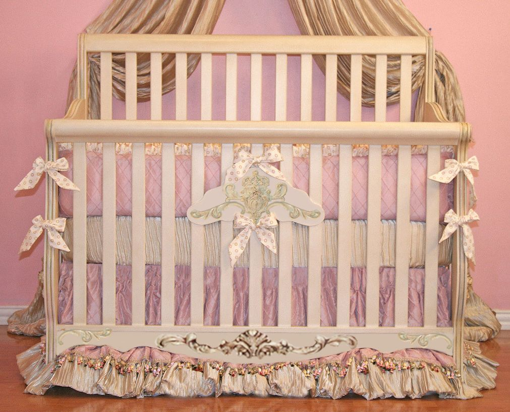 Crib for sale vernon bc - Canopy Crib Crib Beloved Canopy Ultra Fancy Crown Canopy Large Crown On Top