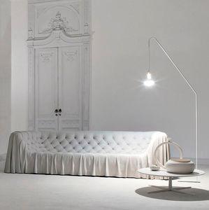 Klassisches Sofa Stoff Leder Holz Arpege Arpege Eleve By