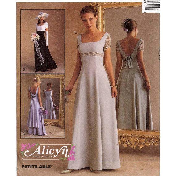 Bridesmaid Dress Sewing Patterns