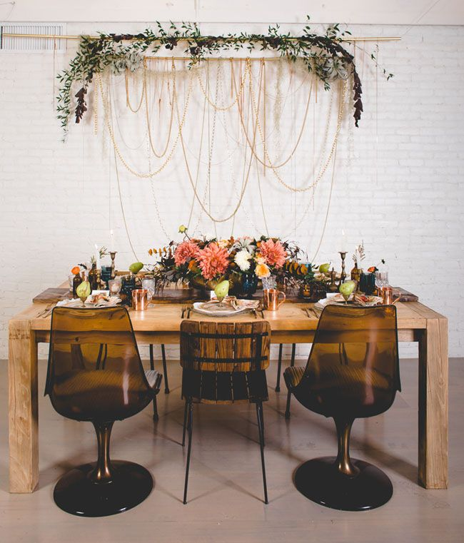 Fall Wedding Inspiration At Cooks Chapel