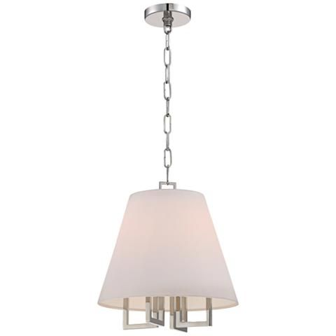 Westwood Collection 13 1 2 Wide Pendant Shade Chandelier 8y686 Lamps Plus