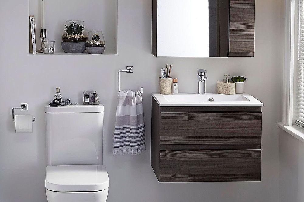 How To Make A Small Bathroom Look Bigger Tips And Ideas Bathroom Design Small Bathroom Design Small Bathroom