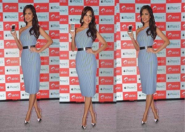 Esha Gupta Hot Photos At Mrinalini Chandra Candy Crush