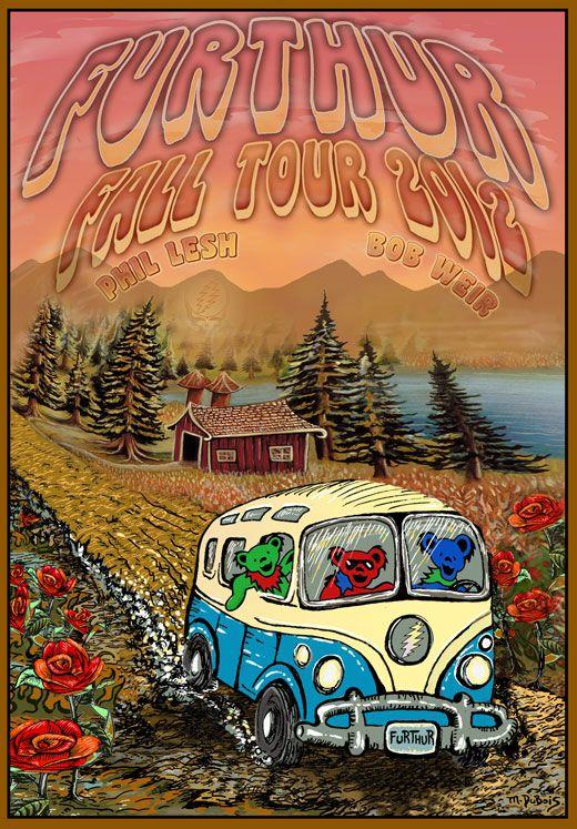 Furthur tour 2012!!!