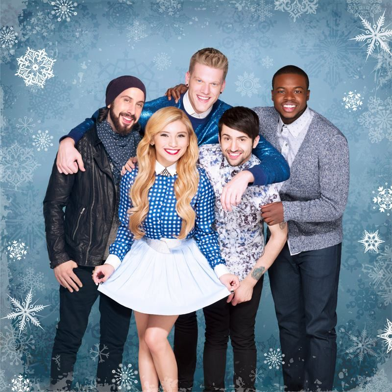 Pentatonix Christmas Album.Can T Wait For The Holidays To Come Around So I Can Start
