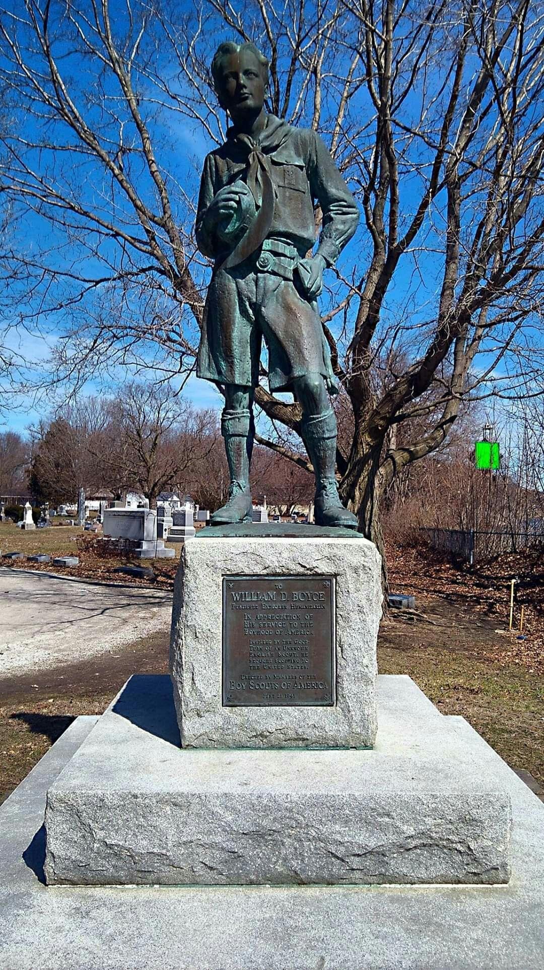 William Dickson Boyce Ottawa Avenue Cemetery, Ottawa, IL