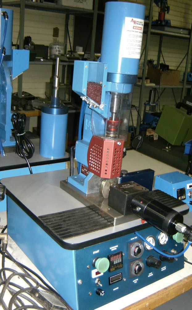 Ab200 Plastic Injector Injection Molding Machine In Ebay