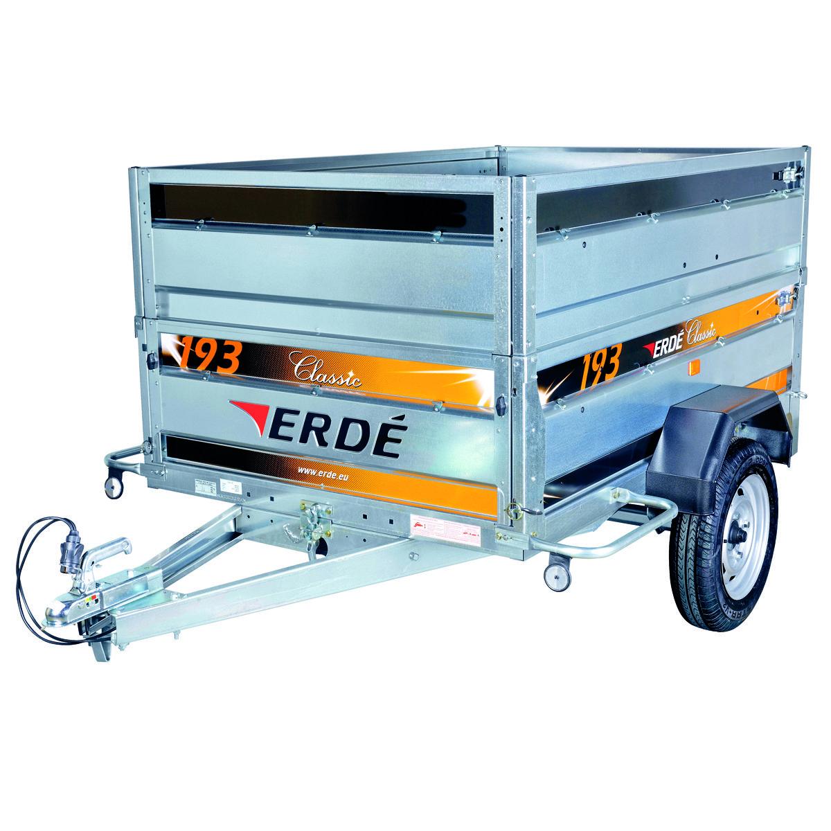 Rehausse ridelles ERDE 143/153 - LeKingStore