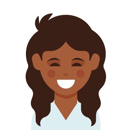 Dove Creates Curly Hair Emoji For Every Skin Tone Curly Hair Styles Dark Skin Beauty Trends