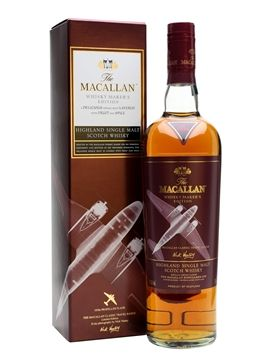Macallan Whisky Maker's Edition1930s Propeller Plane