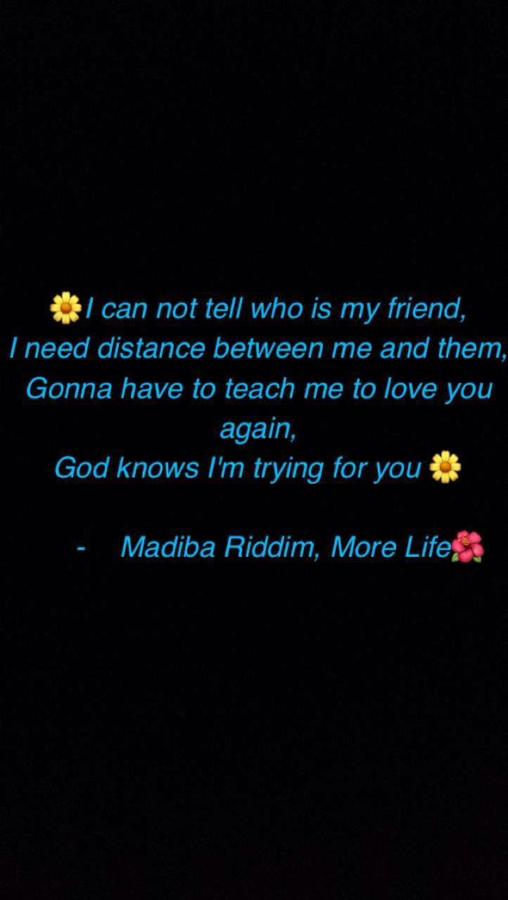 Quotes On Life Album: Madiba Riddim Lyrics From More Life Album By Drake