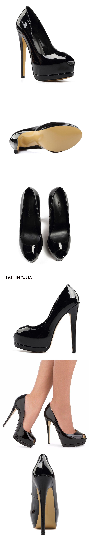 4fec714f31f 2017 New Sandals Women Pumps High Heels Multiple Colors Sexy Party Shoes  Handmade Peep Toe High Platform Hot Sale US Size