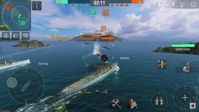World of Warships Blitz Apk 0 6 0 for Android | Game Android