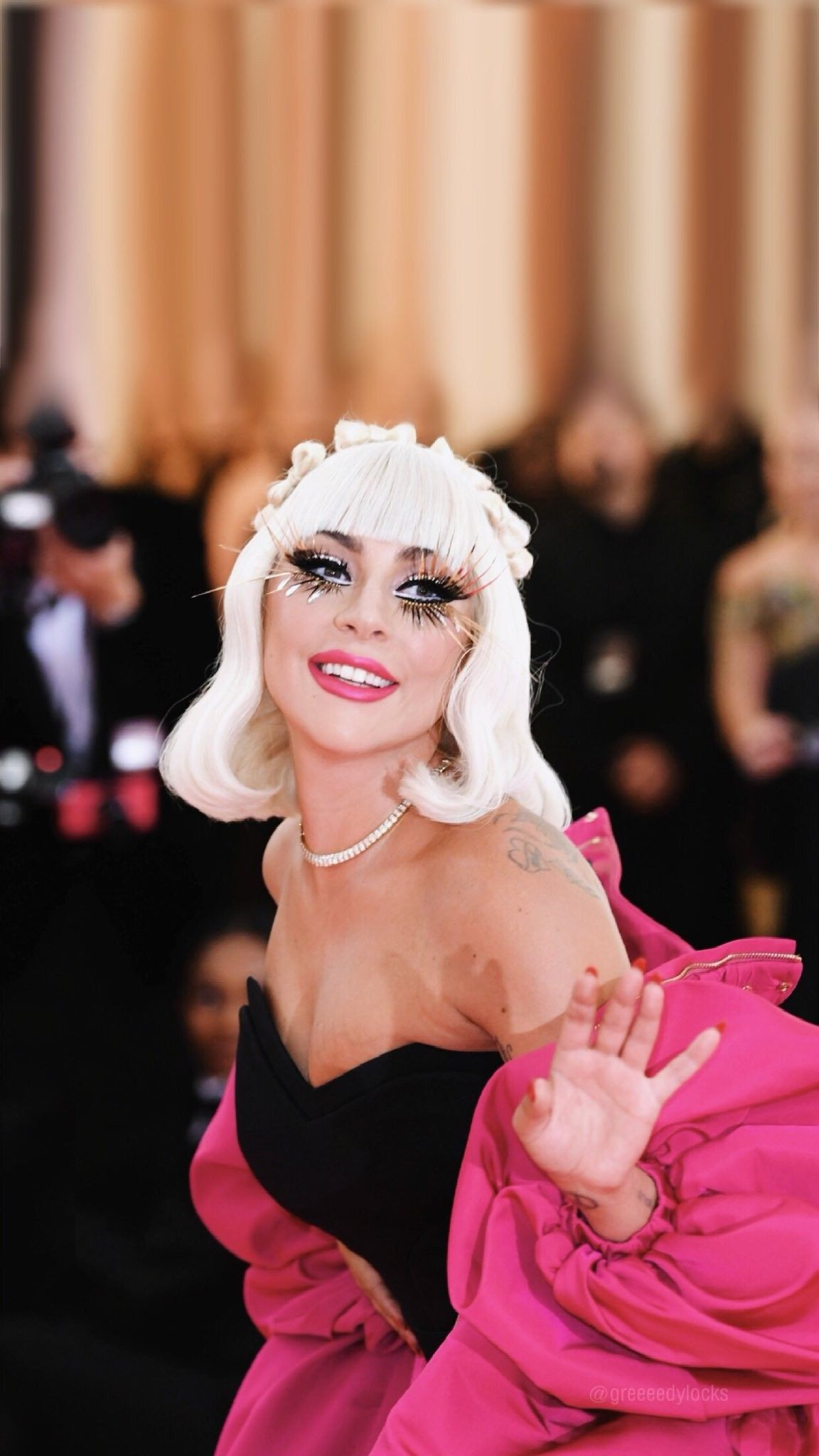 Pin By Gerald Russell On Haus Of Gaga Lady Gaga Pictures Lady Gaga Fashion Lady Gaga Met Gala