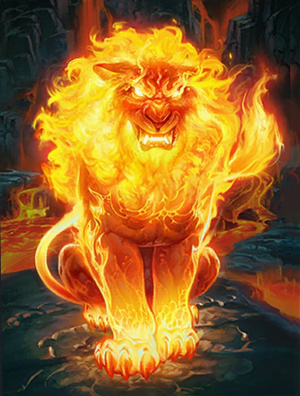 The Journey of G. - Lion of Fire | мудборд(настроение ...