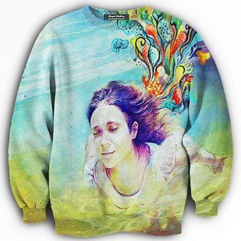 #Under Water Sweater x RD Designs  . .  Me hablas a mí?  . .  #AsideSimple #sweater #teamsimple #coleccion  #diseñovenezolano #Caracas #venezuela