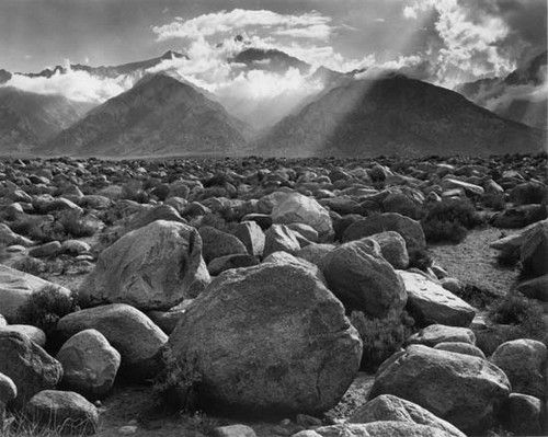 Ansel adams landscape is your photography work ansel adams black and