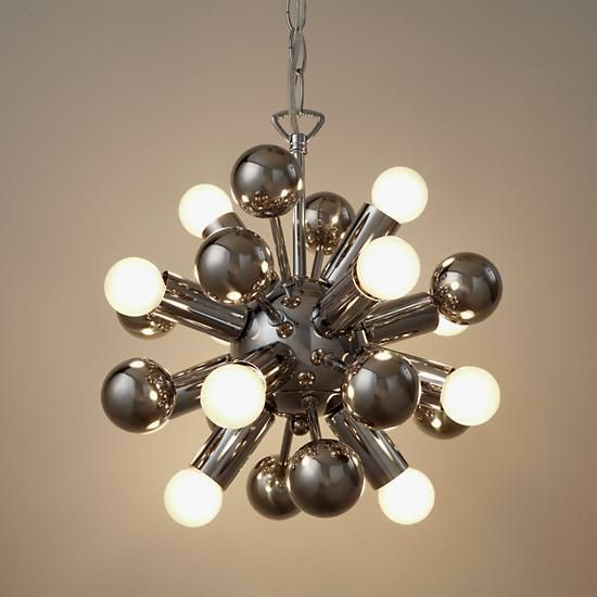 The Land Of Nod Up And Atom Chandelier In All Lighting Ceiling Lights Bulb Pendant Light Wall Ceiling Lights