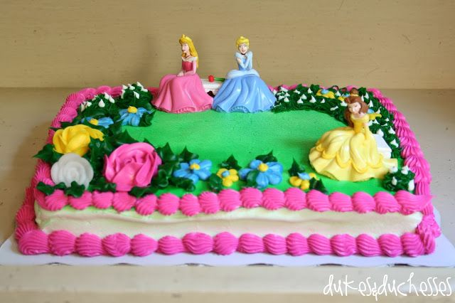 Wondrous Disney Princesses Decopac Cake Available At Walmart Dreamparty Funny Birthday Cards Online Barepcheapnameinfo