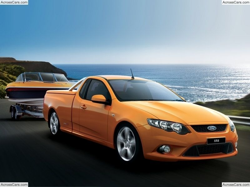 Ford Fg Falcon Ute Xr8 2008 Cars Pinterest Ute Falcons And Ford