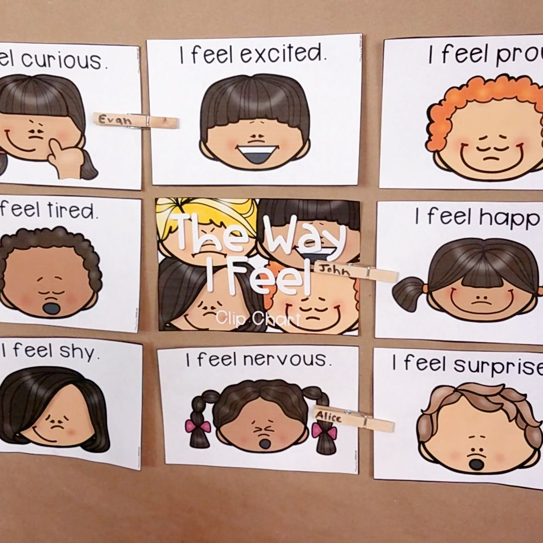 Teaching Emotions In The Classroom