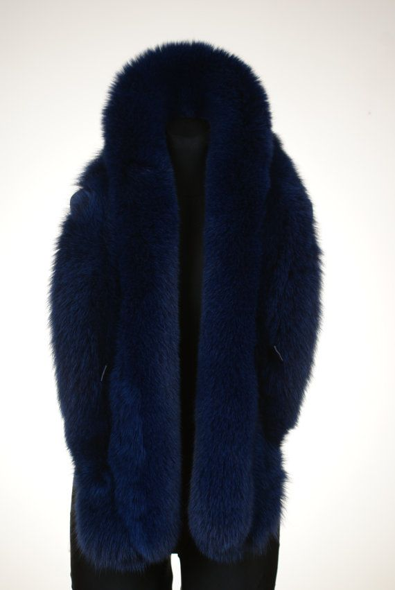 Material: Real Genuine Fox Fur. With Satin Lining. Color: As the picture (more colors available) Condition: New with tags, unused item with our…
