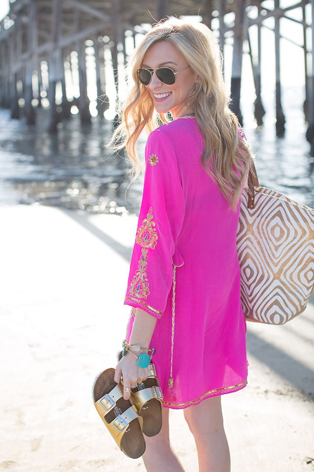 4b4a5e6b387 Spring Resort Wear with Calypso St. Barth   Style Inspiration ...