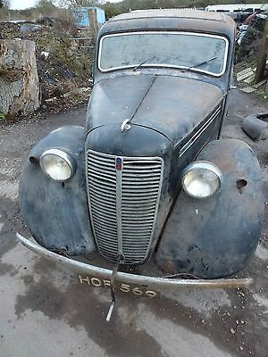 EBay 1947 Morris 10 M Series For Restoration Barn Find Xpag Engine Fit Wolseley