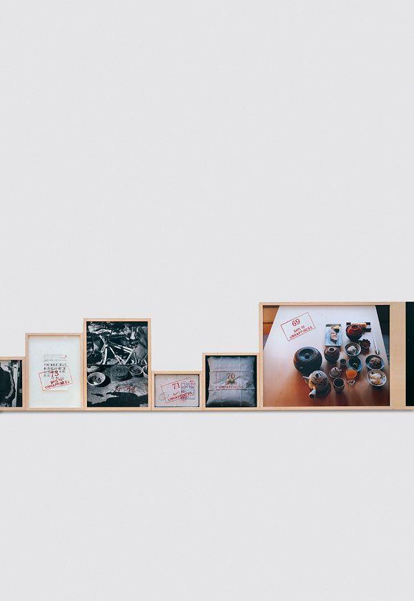 Sophie Calle Douleur Exquise, 1984-2003. Avant la douleur Vue d'installation, Toyota Municipal Museum of Art, Toyota © Adagp, Paris 2007