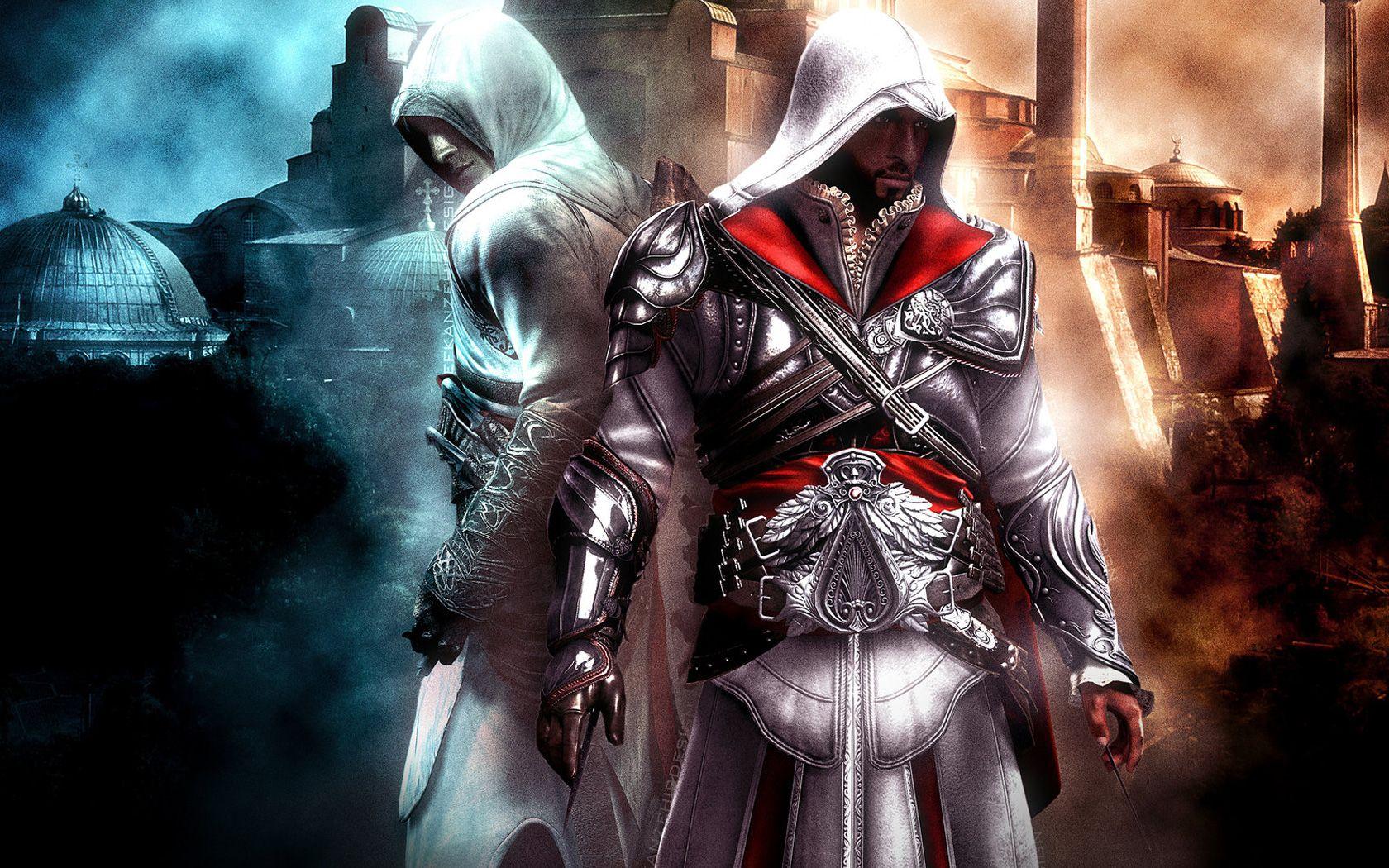 Wallpaper Assassins Creed Revelations HD Wallpapers