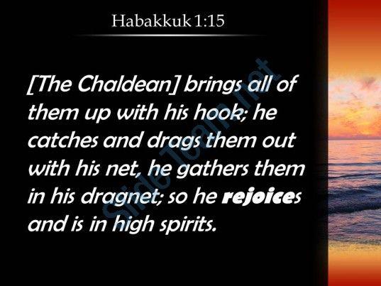 habakkuk 1 15 he catches them in his net powerpoint church sermon Slide04  http://www.slideteam.net/
