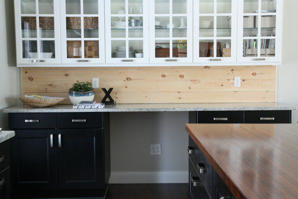 Delightful 30 Unique And Inexpensive DIY Kitchen Backsplash Ideas You Need To See
