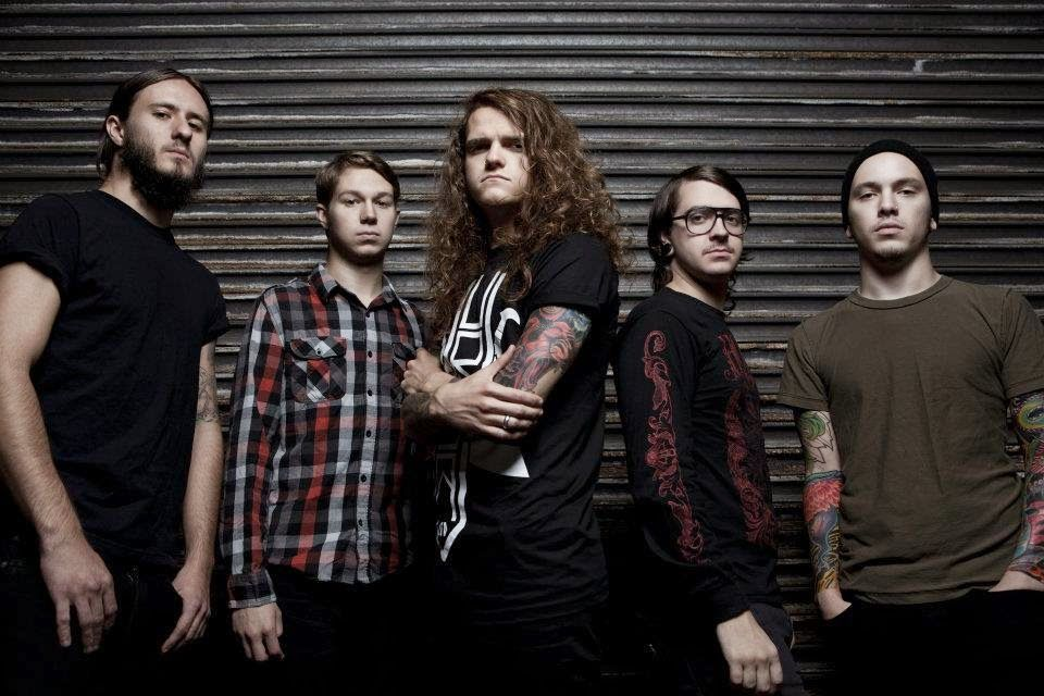 "MISS MAY I - Nuovo video ""Echoes"""