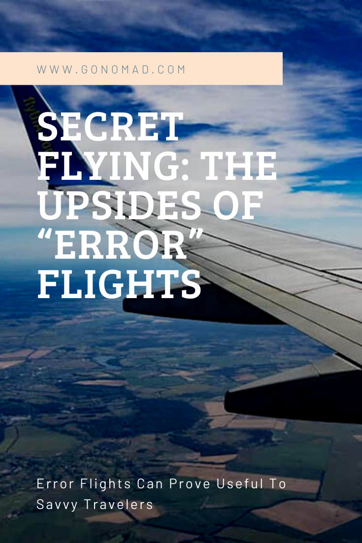 The way Secret Flying works is that it essentially tracks down what has always been one of humanity's most valuable assets: human error. For the most part human error is does not have positive outcomes when it comes to flights. #traveltips #flyingtips #cheapflights #cheaptickets