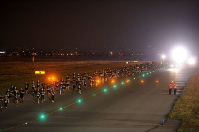 Zagreb Airport To Host Night Time Runway Race Aircraft