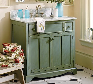 Bathroom Decorating Ideas: French Country