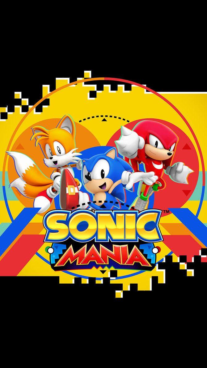Pin En Team Sonic D